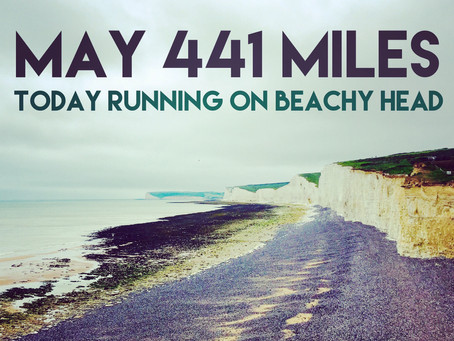 Running 441 miles in May – The Milage, The Road Trips, and Adventures