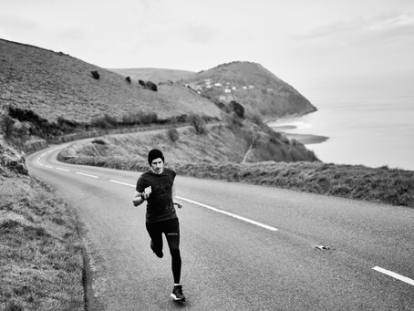 March – Running 389 Miles – 24 Hour Training Sessions, Paris Half, Global Media, Prostat