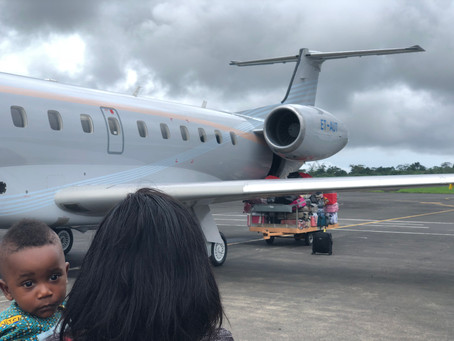 Week 25 – Days 170–176 – Peace in Equatorial Guinea, the rules of African airports in Gabon, ending