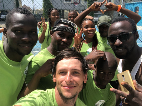 Week 24 – Days 163–169 – Getting mugged in Nigeria, running with Peter Pan, learning street law in C
