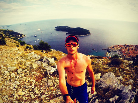 Hill Running in Croatia & My New 500 Mile Training Plan for September