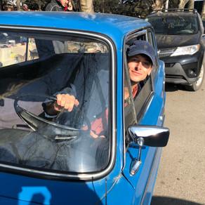 Week 58 – Days 403–409 – A fabulous market in Tbilisi for Marathon 115, bonus Marathon 116 in Armeni