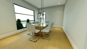 648 Diana Dr. : Interior - Dining Room View No. 2
