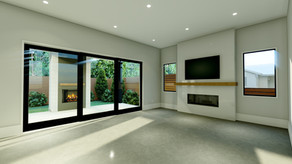 648 Diana Dr. : Interior - Living Room