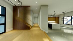 648 Diana Dr. : Interior - Entry & Kitchen View