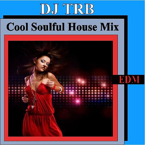 Hot House & Cool Soulful House Mixes on USB