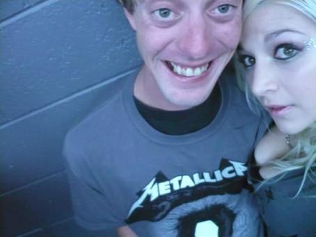 BN Hoodie Dress Metallica 2010