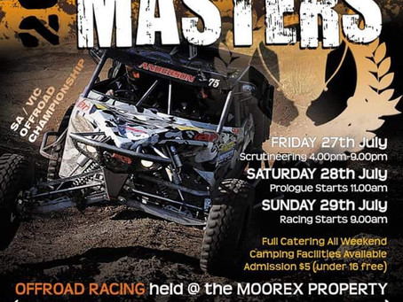 OFF ROAD MASTERS 2012