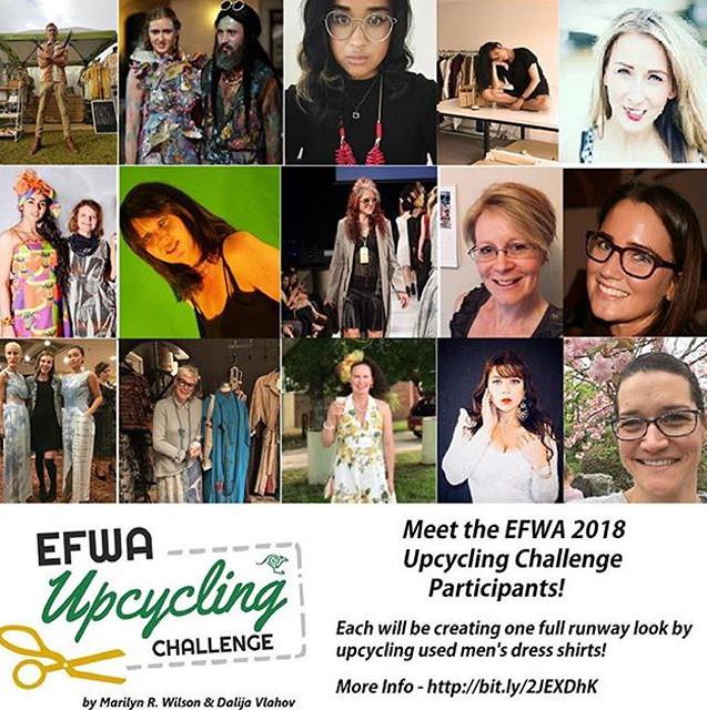 EFWA Upcycling Challenge Media