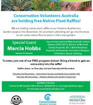 Raffle - Conservation Volunteers