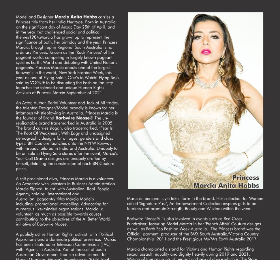 Lifestyle Magazine March 8th IWD2021