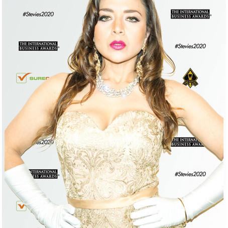 Miss Australia La Femme Worldwide 2020.