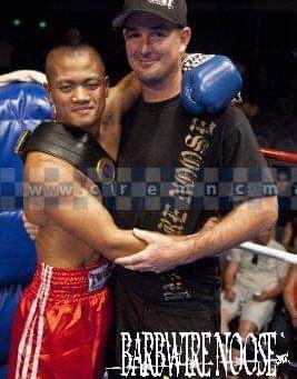 Muay Thai Pro Fighter Bryan Hasse 2012