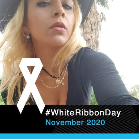 I am a Survivor - White Ribbon Day