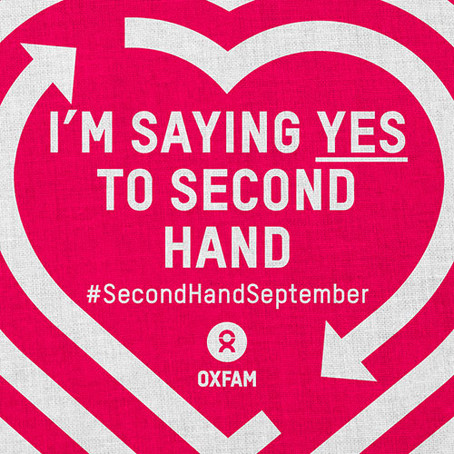 Oxfams Secondhand September