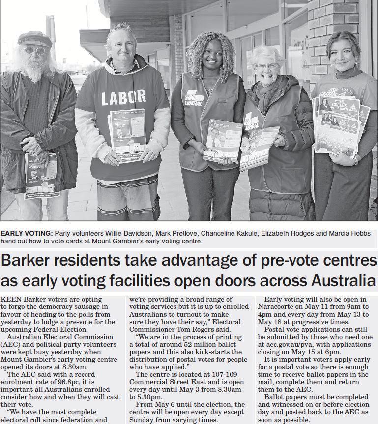 TBW - Regional Newspaper