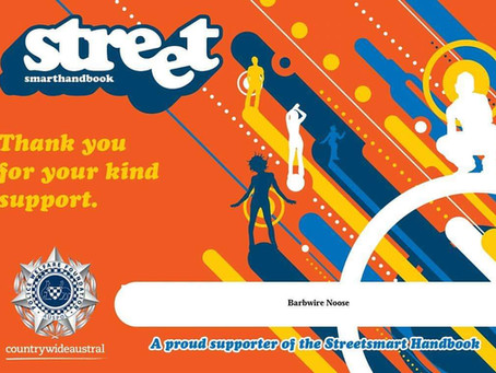 SA and VIC Streetsmart Handbook - A Better World
