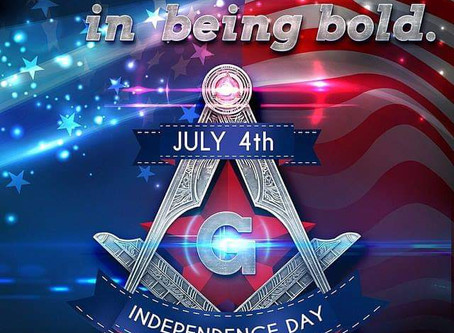 July 4, Independence Day.