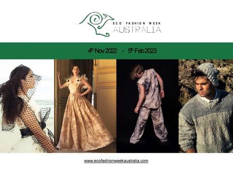 2022 Eco Fashion Week Australia