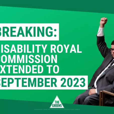 Disability Royal Commission Australia