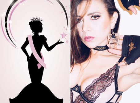 Pretty in Pink Pageants - A Better World initiative.