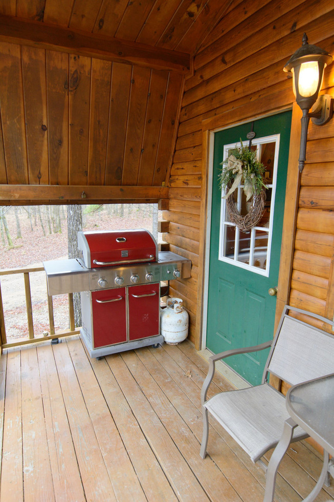 Front Porch and Grill