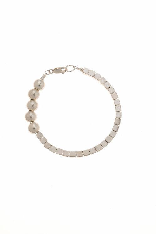 Isabella Sterling Silver Bracelet