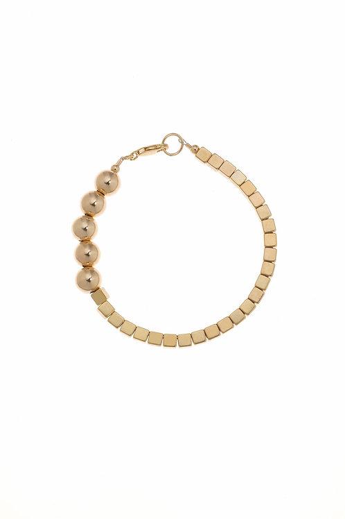 Isabella Gold Bracelet