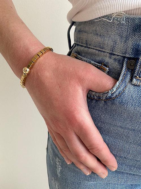 Chloe Gold Bracelet