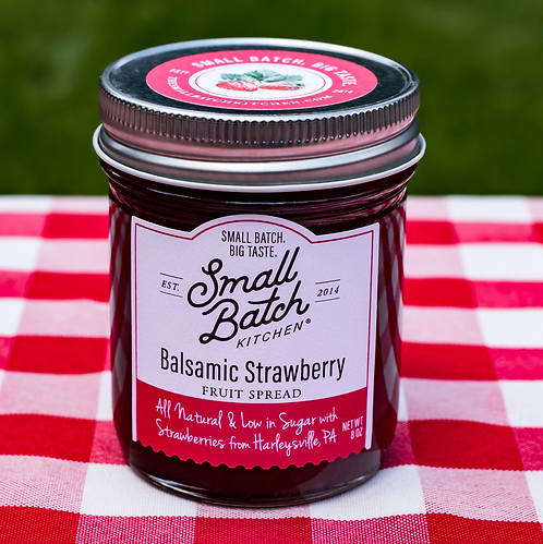 Small Batch Fruit Spread