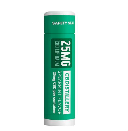 CBD Lip Balm - Spearmint - 25MG