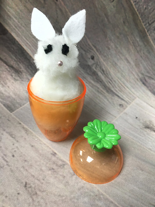 Drop Off Craft: Fuzzy Bunny