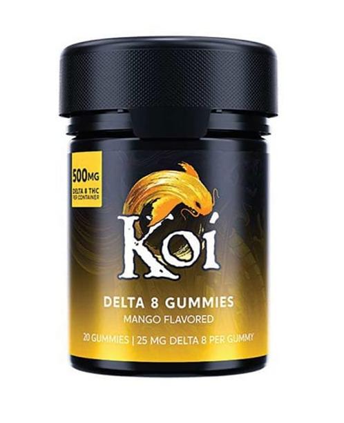 CBD Delta 8 Gummies - KOI