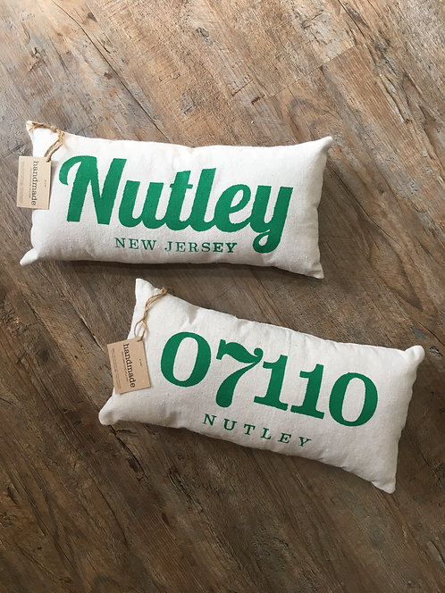 Nutley Pillows (Limited Time Green)