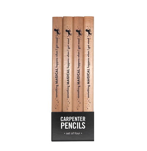 Carpenter Pencil Set