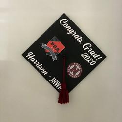 Custom Graduation Tassel Hanger