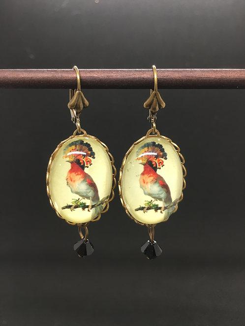 B. Berish Earrings