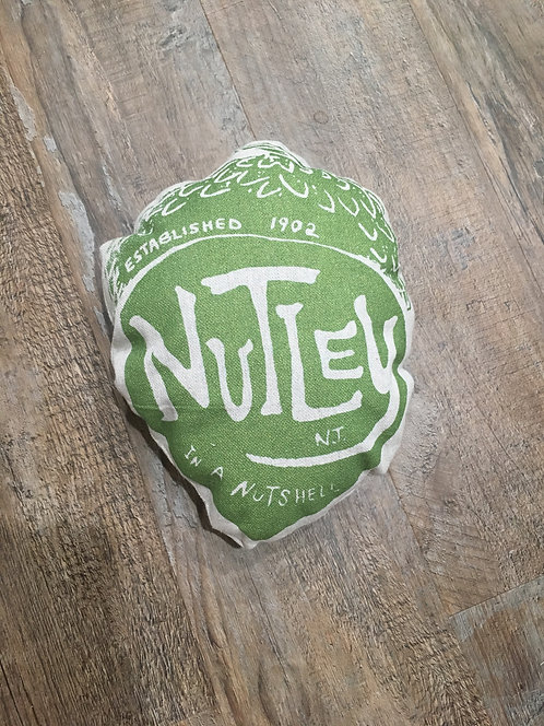 Nutley 'Nut' Pillow