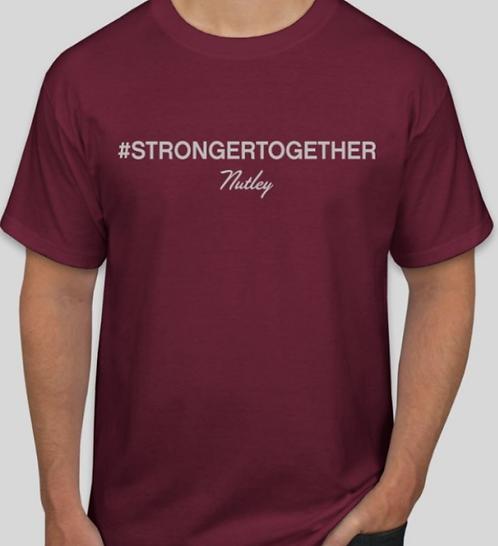 #strongertogether T-Shirt