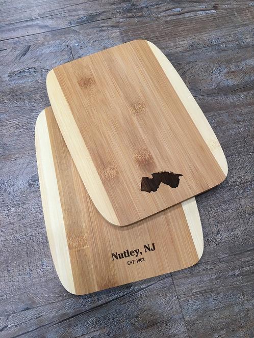 Nutley Bamboo Cheese Board