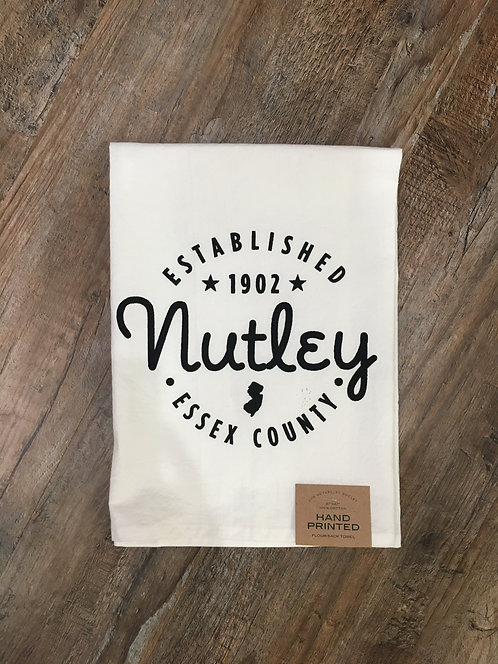 Nutley Flour Sack Towel