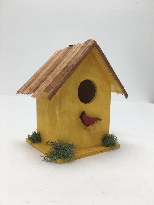 Drop Off Craft: Decorate a Birdhouse