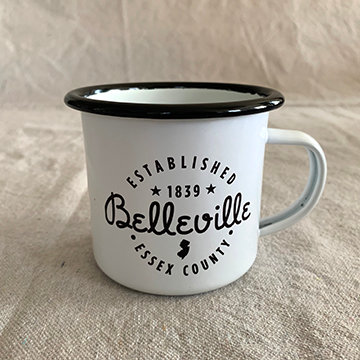 Belleville Campfire Mug