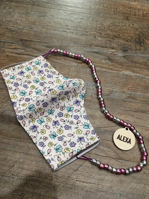 DIY Mask Lanyard/Necklace Kit