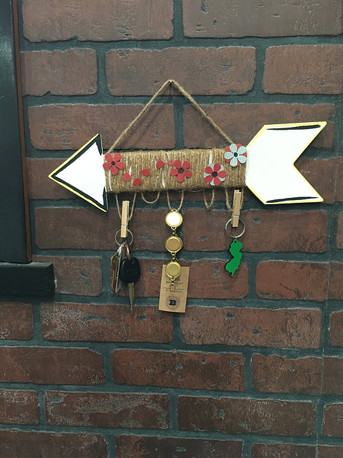 Drop Off Craft: Arrow Home Decor