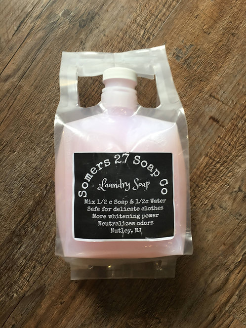 Somers 27 Laundry Soap