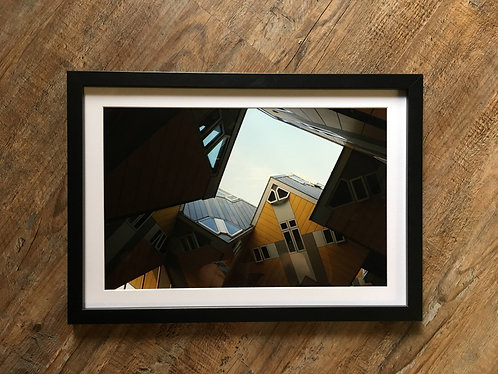 Framed Print by Photographer Catherine Pezo