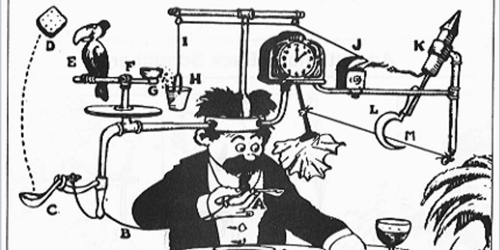 Rube Goldberg Inspired STEM Challenge