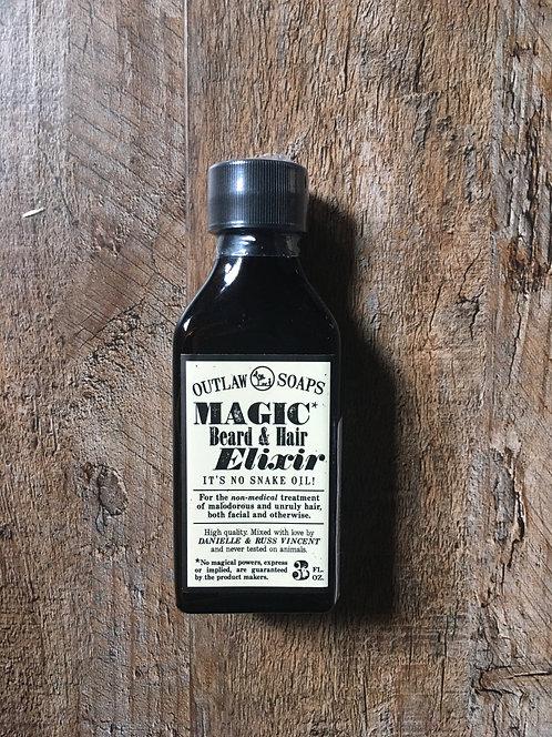 Magic Beard & Hair Elixir