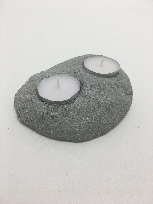 Drop Off Craft: Shapecrete Candle Holder